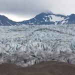 On the Glacier, 2009