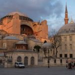 Hagia Sophia Sunset, Istanbul 2016