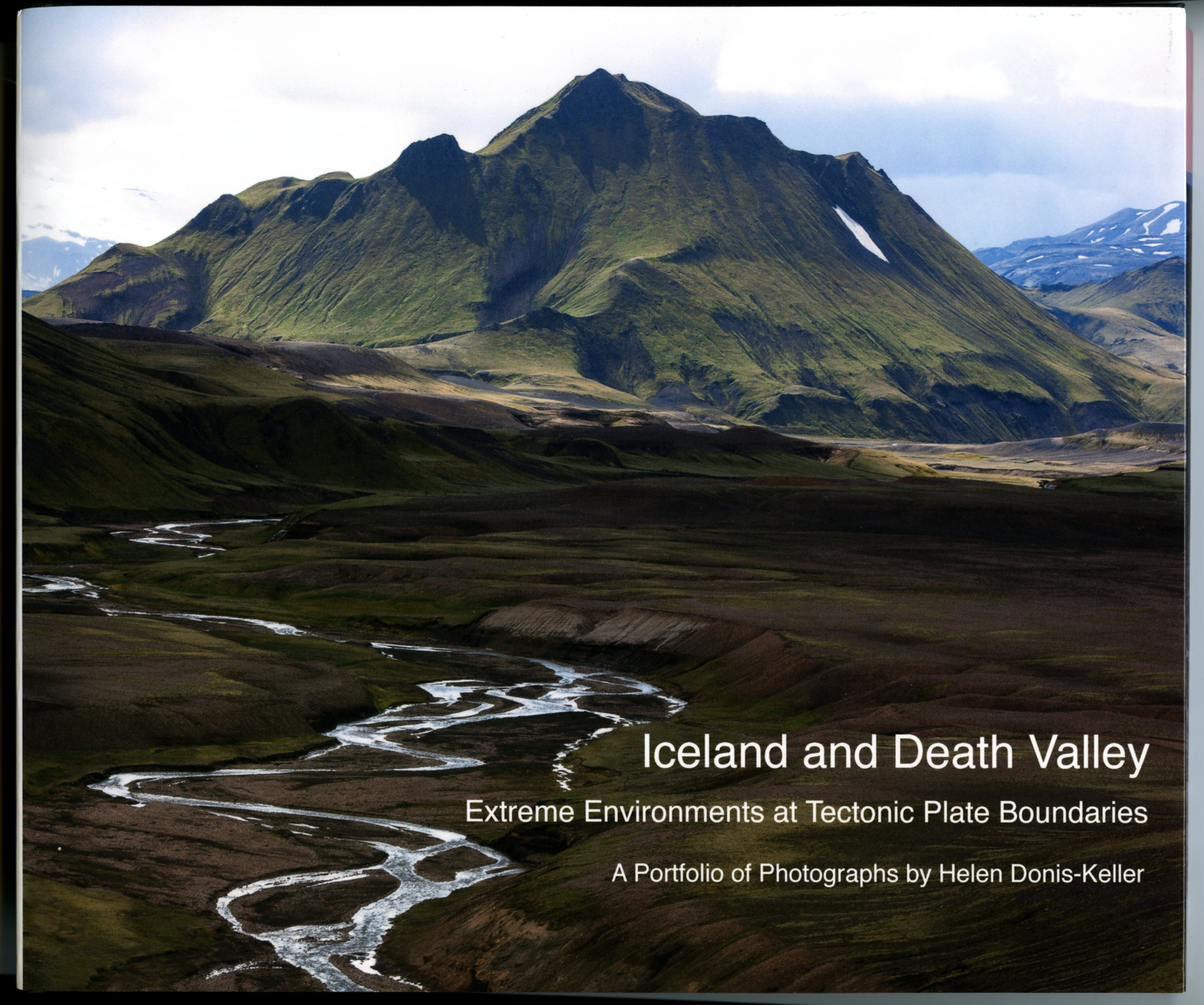 Iceland and Death Valley