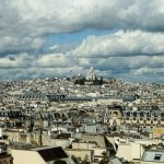 View to Montmartre, Paris 2014