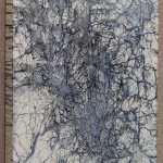 Neurology #9, 2007, acrylic on canvas
