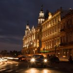 Nighttime, Havana 2015