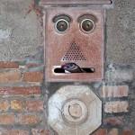 Venice Mailbox Face, 2012