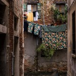 Laundry Day in Venice, 2014